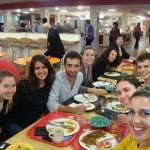 Pollock Halls Cafeteria