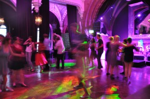 SUISS ceilidh on Burn's Night
